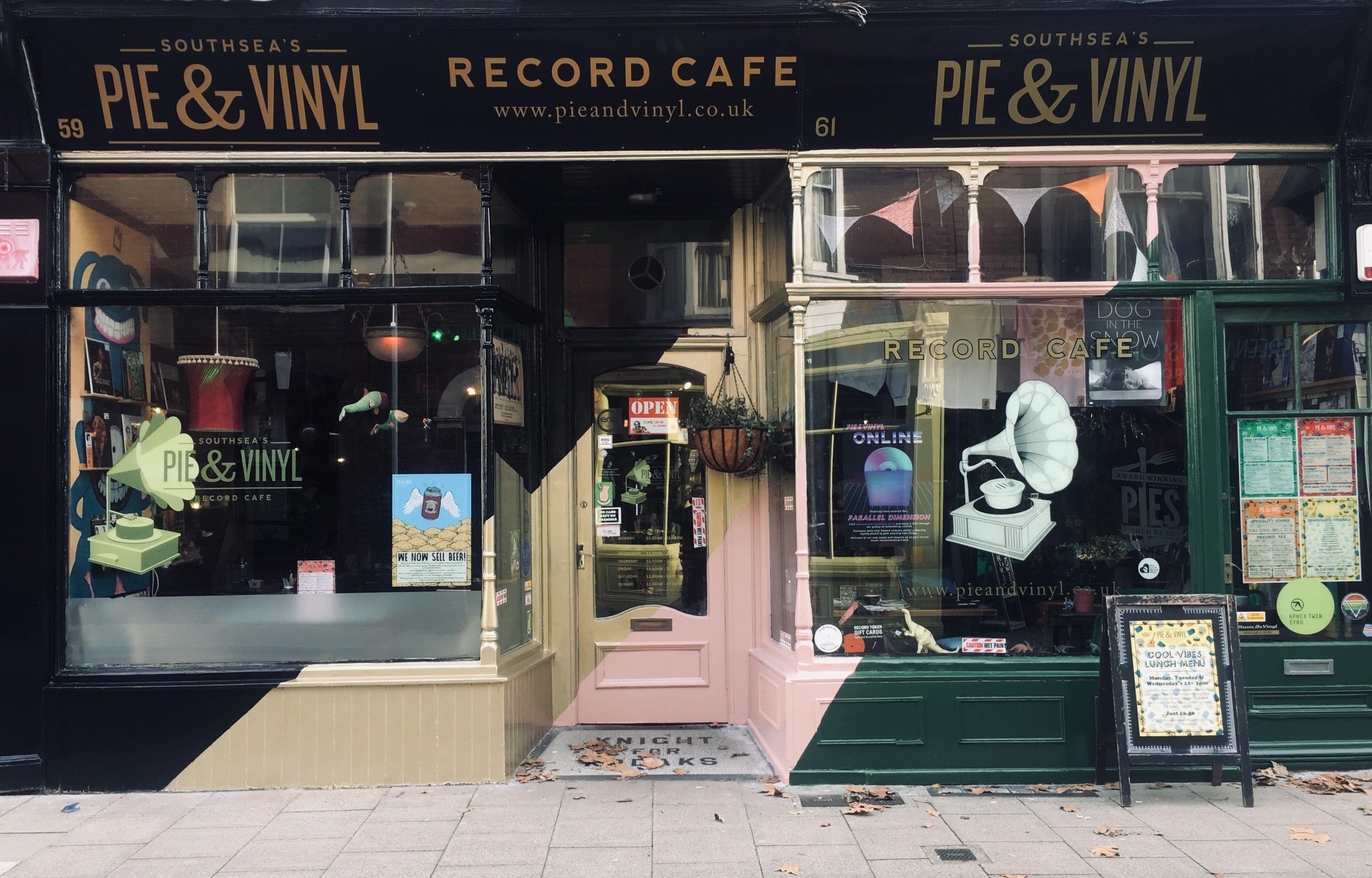 Pie and Vinyl